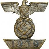 1939 Clasp to the 1914 Iron Cross 2st class 2nd type