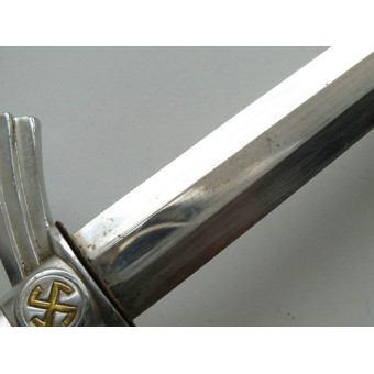 1st model Luftwaffe dagger by Paul Weyersberg.. Espenlaub militaria