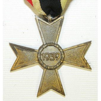3rd Reich War Merit cross second class decoration for non combatant. Espenlaub militaria