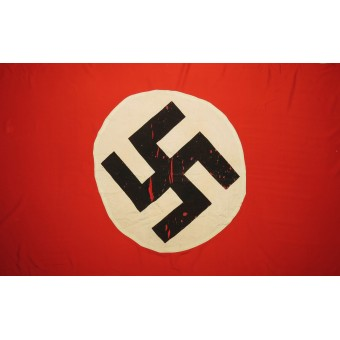 German military vehicle flag. Espenlaub militaria
