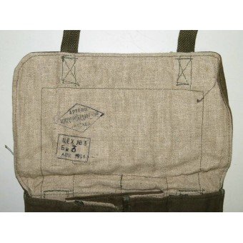 M40 Red Army food bag, mint condition, 1941. Espenlaub militaria