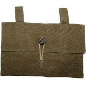 M41 Soviet Russian spare ammo pouch for Mosin rifle, dated 1941 year