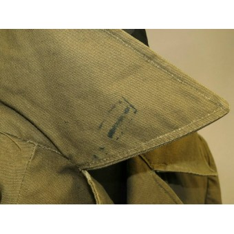 Pre war M35 raincoat for Border troops of NKVD. Espenlaub militaria