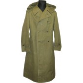 Pre war M35 raincoat for Border troops of NKVD