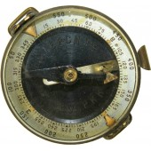 Pre-WW2 Soviet RKKA compass, marked RKKA Workshops.
