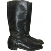 Red Army pre war female leather boots
