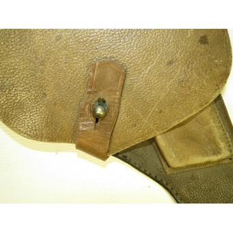 Soviet pistol TT-33 Tokarev leather pebbled holster. Espenlaub militaria