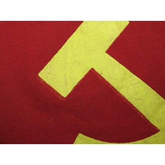 WW2 pattern Soviet Union national Flag.. Espenlaub militaria