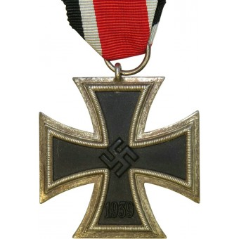 Ferdinand Wiedmann unmarked Iron cross 1939, 2nd class. Espenlaub militaria