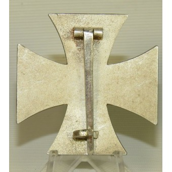 L/52 EK 1- Iron cross 1st class by C. F. Zimmermann. Espenlaub militaria