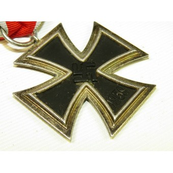 1939 Iron cross second class. EK II  Wilhelm Deumer marked 3. Espenlaub militaria