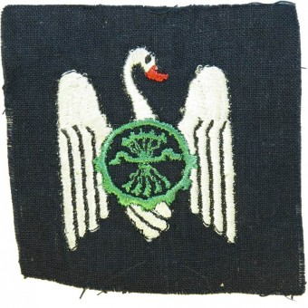 Spanish Fascists Youth Movement Shirt Patch. Espenlaub militaria