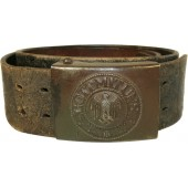 Wehrmacht Heer combat belt and buckle by JFS