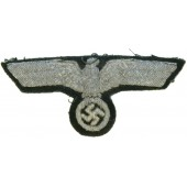 WW2 Wehrmacht  Heer hand embroidered breast eagle
