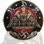 3rd Reich RDK member badge
