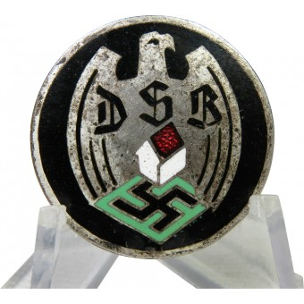DSB German Homeowners Membership Badge - Deutscher Siedlerbund. Espenlaub militaria