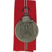 """Frozen meat"" medal for winter campaign, Ostfront 1941-42, marked ""25"""