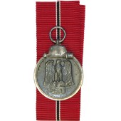 """Frozen meat"" medal, Winterschlacht im Osten Medaille, 1941-42, marked ""18""."