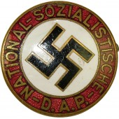 German National Socialist Labor Party member badge, NSDAP, early type