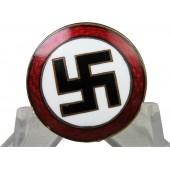 German National Socialist Labor Party sympathizer badge, 20 mm
