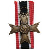 KVK2 without swords medal, 2nd class, bronze