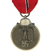 "Medal for winter campaign at the Eastern Front 1941-42, marked ""100"""