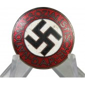 National Socialist Labor Party badge, marked M1/102