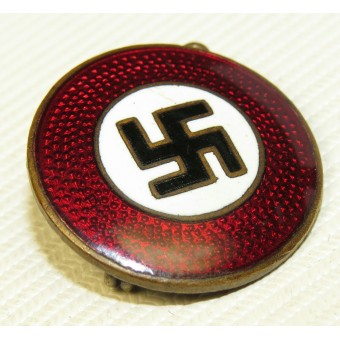 National Socialist Party sympathizer badge, 3rd Reich. Espenlaub militaria