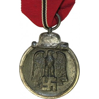 Ostfront medal for winter compagnie 1941-45, marked 18. Espenlaub militaria