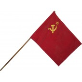 Small red flag, USSR