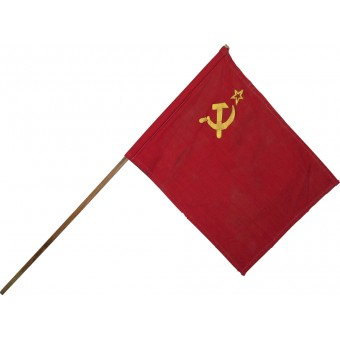 Small red flag, USSR. Espenlaub militaria