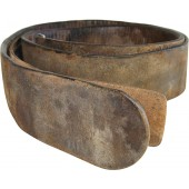 German WW1 leather combat belt