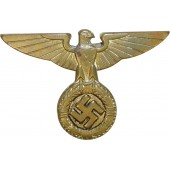 Large NSDAP/SS/Political Leader's Cap Eagle