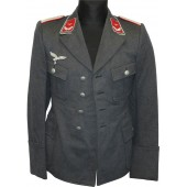 Luftwaffe Air Defense officer's tunic for lieutenant