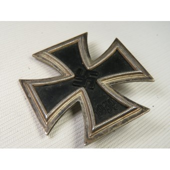 Deumer Iron cross first class 1939 in box. PKZ 3. Espenlaub militaria
