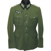 German Wehrmacht heer infantry lieutenant private purchased tunic