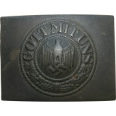 Wehrmacht Heer steel buckle H.A 41 marked