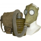 Red Army gasmask BN-T5 with mask 08. Early type.