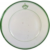 RKVMF- Red fleet coastal artillery Mess Hall dinner plate