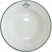 RKVMF- Red fleet coastal artillery Mess Hall soup bowl