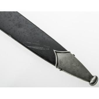 Ernst Röhm full inscription M1933 SS  dagger