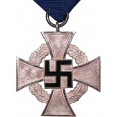 Faithful Service in the 3rd Reich decoration In Silver