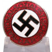 NSDAP member badge - Wagner. Marked M 1/8 RZM