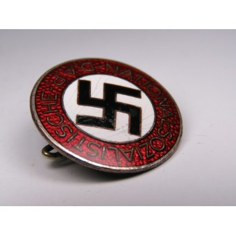 NSDAP member badge - Wagner. Marked M 1/8 RZM. Espenlaub militaria