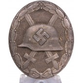"Silver class wound badge 1939 - Vienna Mint made, ""30"""