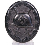 The black class wound badge of the 2nd World War 1939