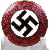 The NSDAP member's badge, Kerbach & Israel  M 1/42 RZM