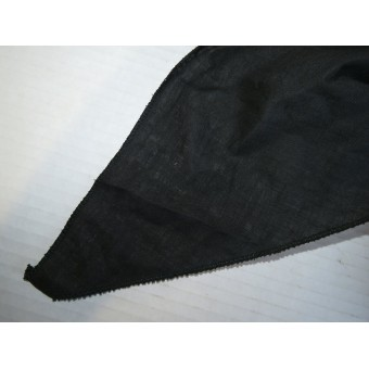 Hitler Youth tie with a leather drawstring. Espenlaub militaria
