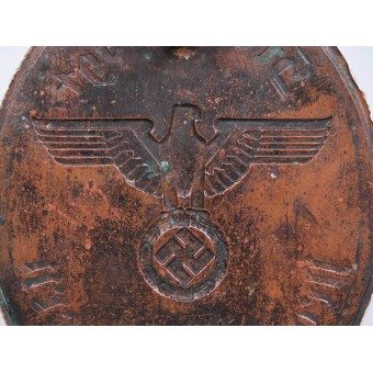 Strandvogt Provinz Pommern. Badge for the Police Officer in a water protection area. Espenlaub militaria