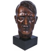 Table bust of Adolf Hitler